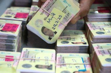 Brevetes: amplían vigencia de las licencias de conducir vencidas hasta el 31 de diciembre