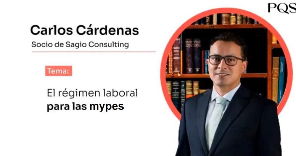 Emprendedor: conoce el régimen laboral para las pymes