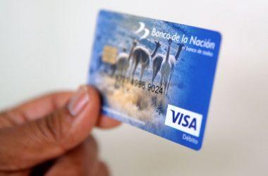 Banco de la Nación amplía vigencia de tarjetas de débito vencidas