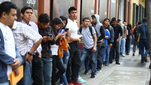 jóvenes sin empleo pandemia latam