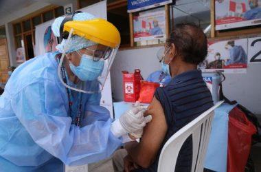 recibir dosis diferentes laboratorios efectos vacunas