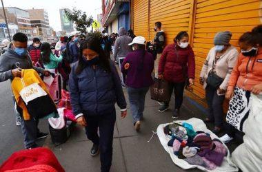 El 70% del empleo generado en América Latina es informal, según OIT