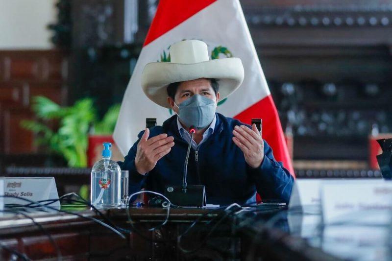 Ipsos: El 51% de peruanos cree que Castillo debe transmitir confianza para mayor inversión y empleo