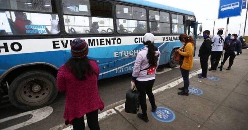 Rumbo: nueva aplicación para optimizar el tiempo y las rutas de peruanos en el transporte público