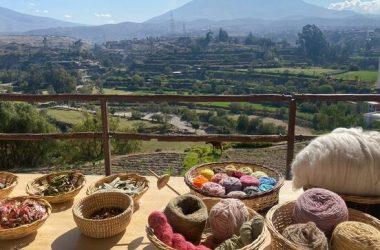 Textiles y confecciones de alpaca peruana a la conquista de Europa, Asia y Oceanía