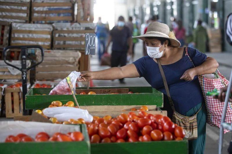 Inflación a nivel nacional fue de 4.53% en agosto, según INEI