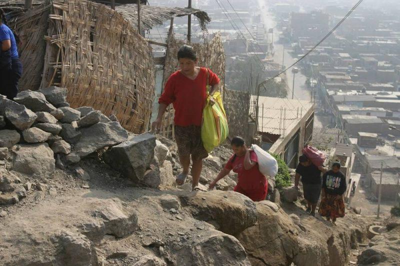Hay 16 millones de peruanos viviendo en pobreza y vulnerabilidad, según Midis