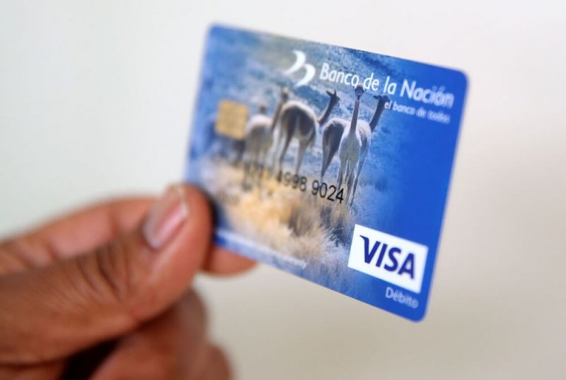 Banco de la Nación amplía vigencia de tarjetas de débito vencidas entre marzo y agosto 2021