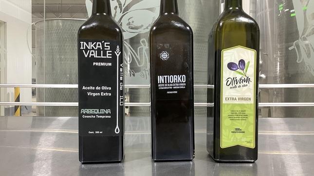 Aceite de oliva peruano gana medalla de oro en Francia