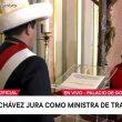 Congresista Betssy Chávez reemplaza a Iber Maraví en el Ministerio de Trabajo