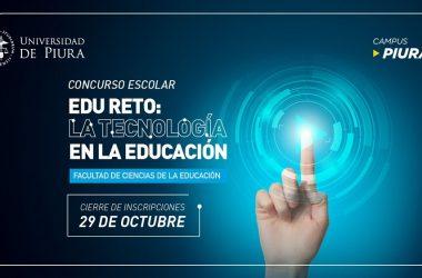 Edu Reto 2021: lanzan concurso de educación y tecnología para escolares