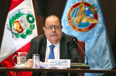 Velarde: expectativas empresariales no mejorarían tras declaraciones del presidente Castillo