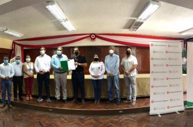 Fundación Romero entrega 8 mil becas en cursos virtuales a la Municipalidad Provincial de Sullana