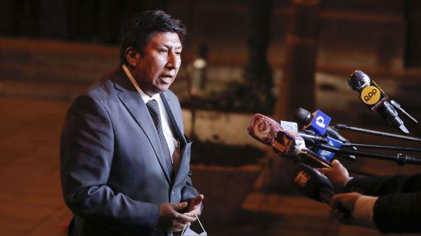 Bancada oficialista de Perú Libre no respalda al nuevo gabinete