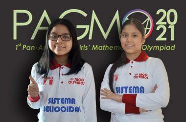Perú arrasa con medallas y logra primer lugar en Olimpiada Panamericana Femenina de Matemáticas