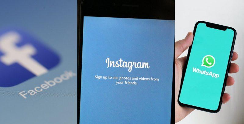 Facebook, Instagram y WhatsApp se restablecen tras caída de varias horas