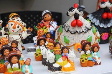 Exportación de artesanía peruana cerraría el año con US$ 40 millones