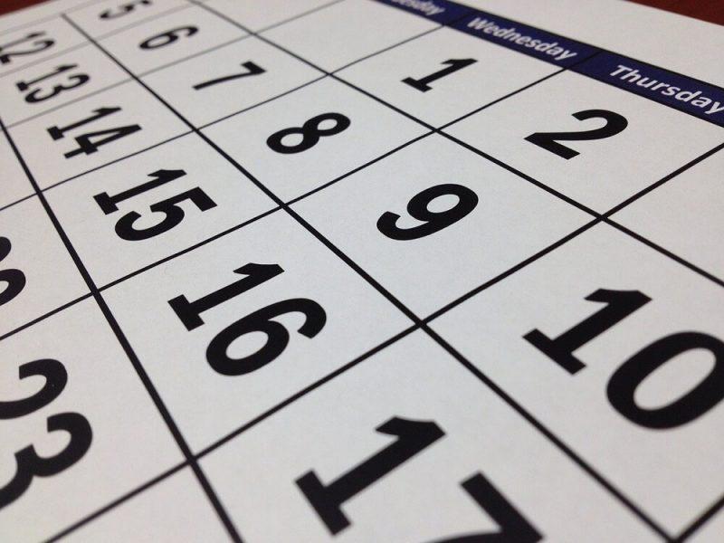 Gobierno anuncia seis nuevos días no laborables para sector público en lo que resta del año
