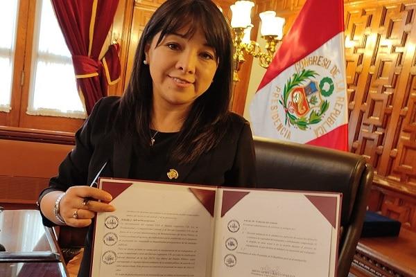 mirtha vasquez presidenta pcm